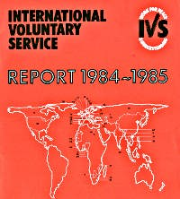 Annual Report of IVS 1984-1985