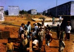 Workcamp in Dhaka 1970s